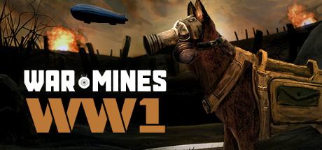 War Mines: WW1 cover art