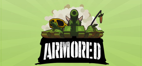 Armored cover art
