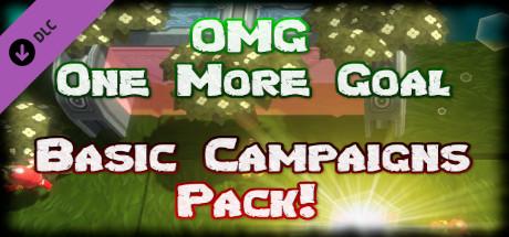 Купить OMG - One More Goal - Basic Campaigns Pack (DLC)