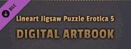 LineArt Jigsaw Puzzle - Erotica 5 ArtBook