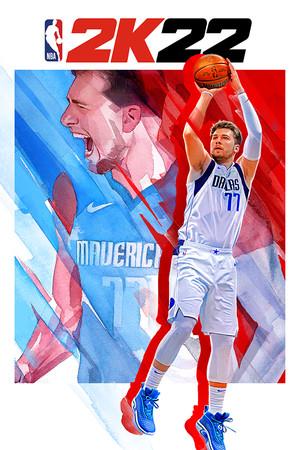 NBA 2K22 poster image on Steam Backlog