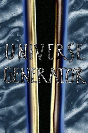 Universe Generator: The Golden Sword poster image on Steam Backlog