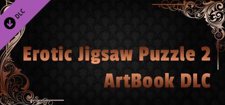 Erotic Jigsaw Puzzle 2 - ArtBook cover art