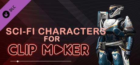Купить Sci-fi characters for Clip maker (DLC)