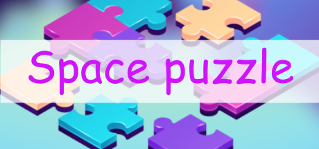 Space puzzle cover art