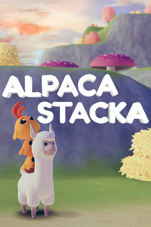 Alpaca Stacka poster image on Steam Backlog