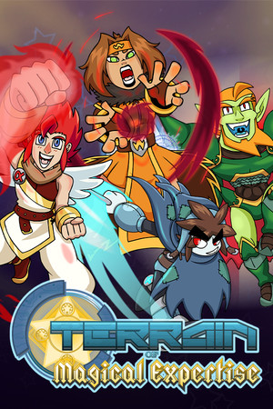 Terrain of Magical Expertise poster image on Steam Backlog