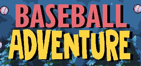 Baseball Adventure cover art