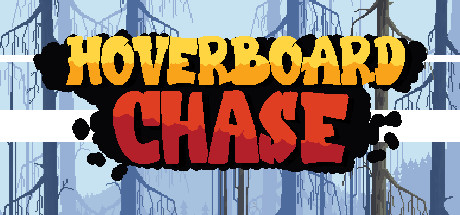 Hoverboard Chase cover art