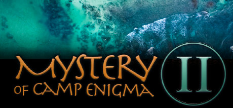 View Camp Enigma 2: Point & Click Puzzle Adventure on IsThereAnyDeal