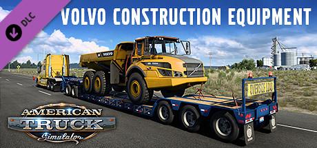American Truck Simulator - Volvo Construction Equipment