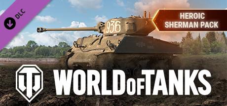 World of Tanks - Heroic Sherman Pack