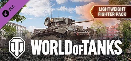 World of Tanks - Lightweight Fighter Pack