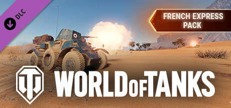 World of Tanks - French Express Pack