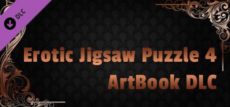 Erotic Jigsaw Puzzle 4 - ArtBook cover art