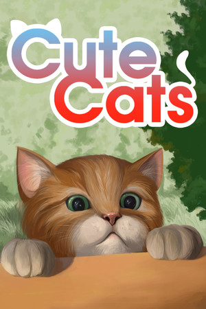 Cute Cats poster image on Steam Backlog