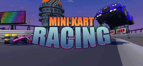 Mini Kart Racing cover art