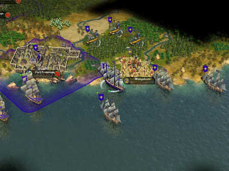 Sid Meier's Civilization IV: Colonization
