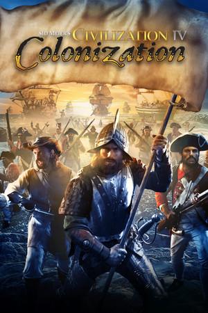 Sid Meier's Civilization IV: Colonization poster image on Steam Backlog