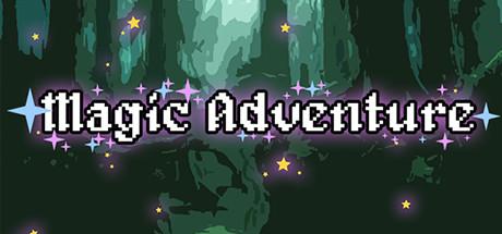 Magic Adventures cover art