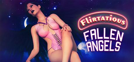 Flirtatious: Fallen Angels cover art