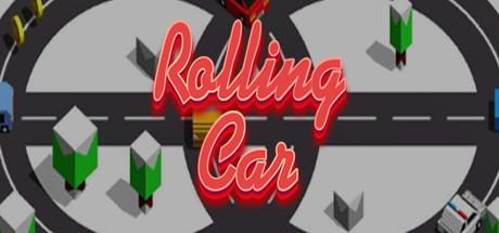 Rolling Car cover art