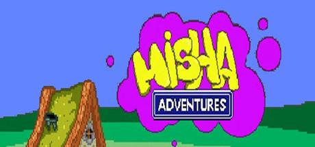 Misha Adventures cover art