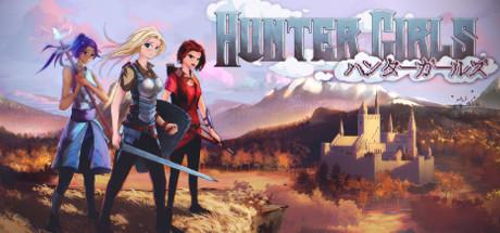 Hunter Girls cover art
