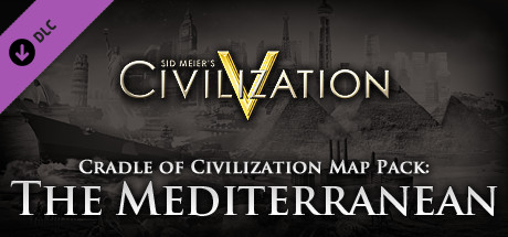 Купить Civilization V - Cradle of Civilization Map Pack: Mediterranean (DLC)