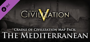Civilization V - Cradle of Civilization Map Pack: Mediterranean cover art