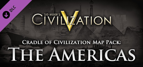 Купить Civilization V - Cradle of Civilization Map Pack: Americas (DLC)