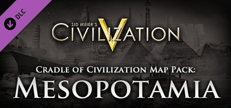 Купить Civilization V - Cradle of Civilization Map Pack: Mesopotamia (DLC)