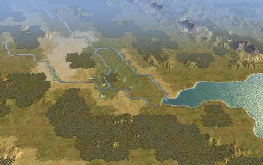 Civilization V - Cradle of Civilization Map Pack: Mesopotamia (DLC)