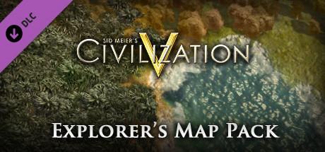 Civilization V: Explorer's  Map Pack