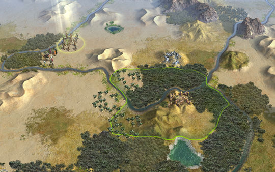 Civilization V - Explorer's Map Pack (DLC)
