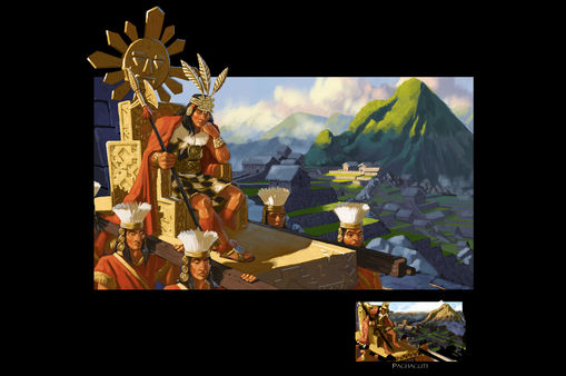 Civilization V - Civ and Scenario Double Pack: Spain and Inca (DLC)