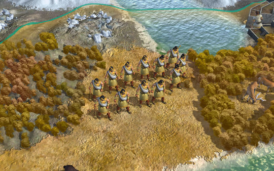 Civilization V - Civ and Scenario Double Pack: Spain and Inca