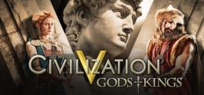 Sid Meier's Civilization V: Gods and Kings cover art