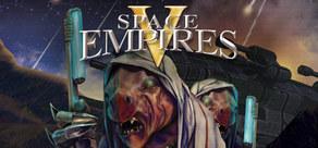 Space Empires V cover art