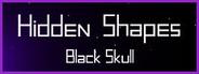Hidden Shapes Black Skull - Jigsaw Puzzle Game