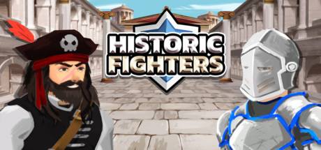Historic Fighters cover art