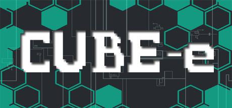 CUBE-e cover art
