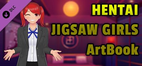 Hentai Jigsaw Girls - ArtBook cover art