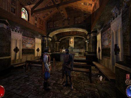 скриншот Arx Fatalis 3