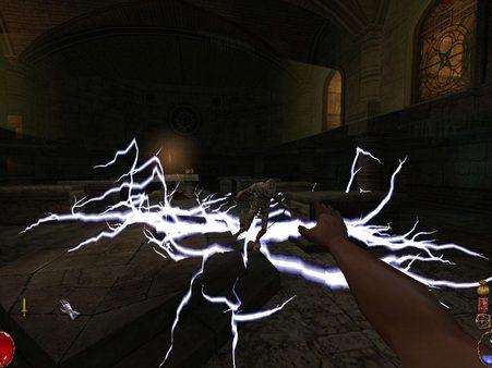 скриншот Arx Fatalis 1