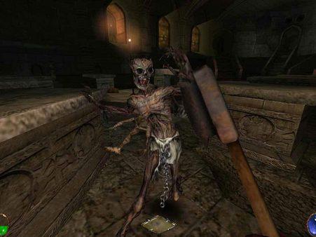 скриншот Arx Fatalis 0