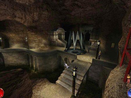 скриншот Arx Fatalis 4