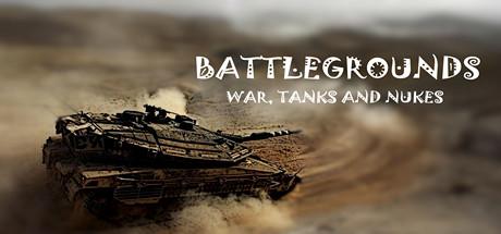 BattleGrounds : War, Tanks And Nukes cover art