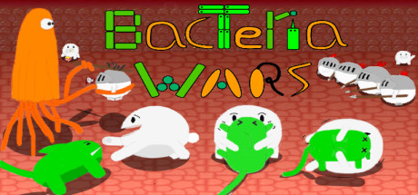 Bacteria Wars cover art