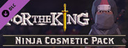 For The King: Ninja Cosmetic Pack